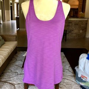 Lightweight spandex feel running/ workout tank